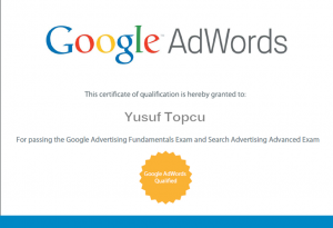 Adwords-Certificate