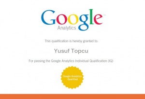 Analytics-Certificate